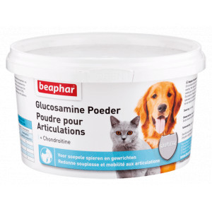 Beaphar Glucosamine Poeder voor hond en kat