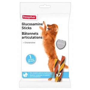 Beaphar Glucosamine Sticks voor de hond