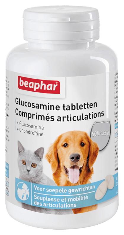 Beaphar Glucosamine Tabletten voor hond en kat