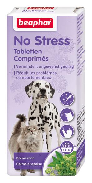 Beaphar No Stress Tabletten voor Hond en Kat