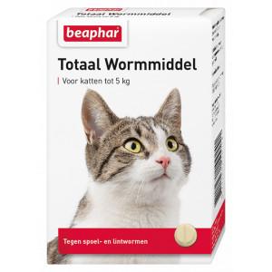 Beaphar Wormmiddel Totaal Kat