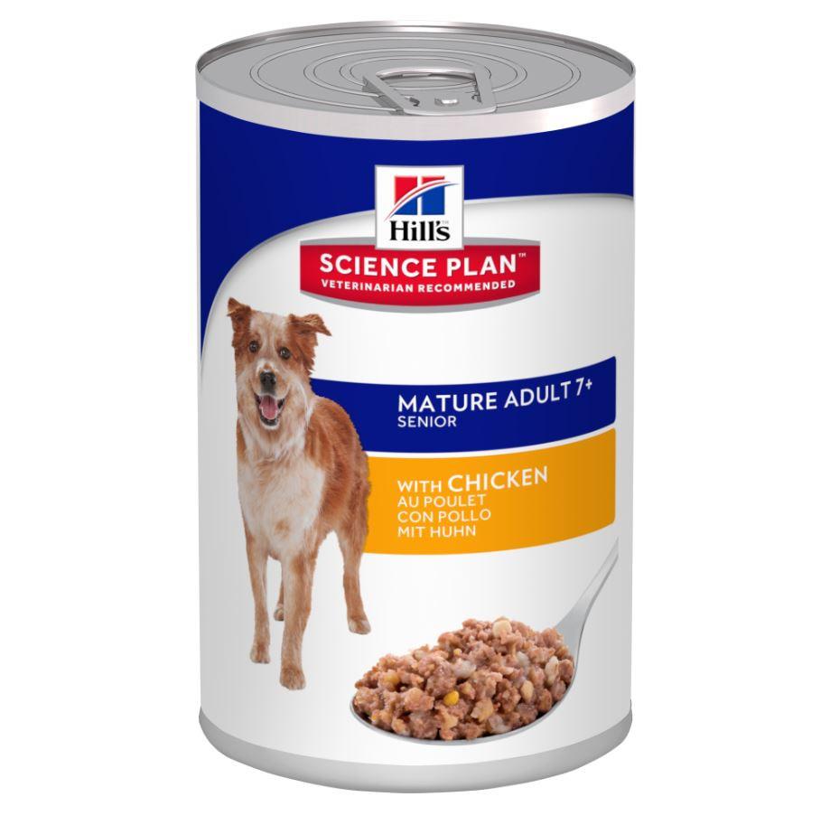 Hill's Mature Kip blik hondenvoer