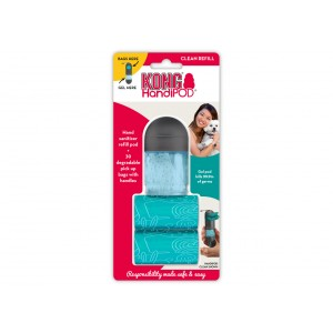 Kong HandiPOD Clean Refill - Navulverpakking Ontsmettingsmiddel Per 2