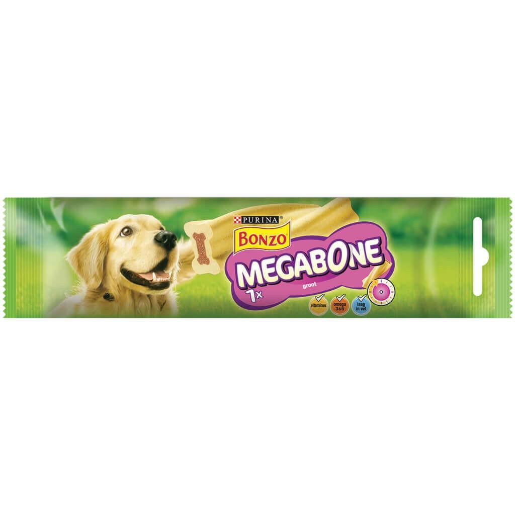 Bonzo Megabone voor de hond