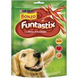 Bonzo Funtastix voor de hond