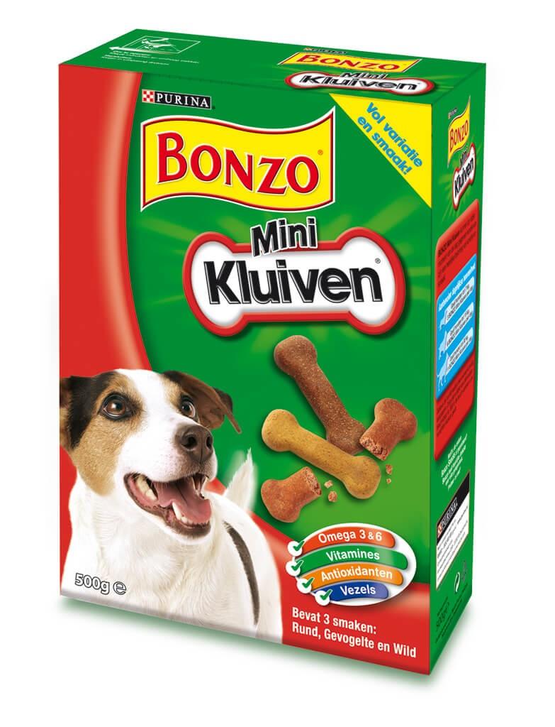 Bonzo Mini Kluiven voor de hond