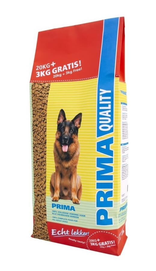 Prima Quality hondenvoer