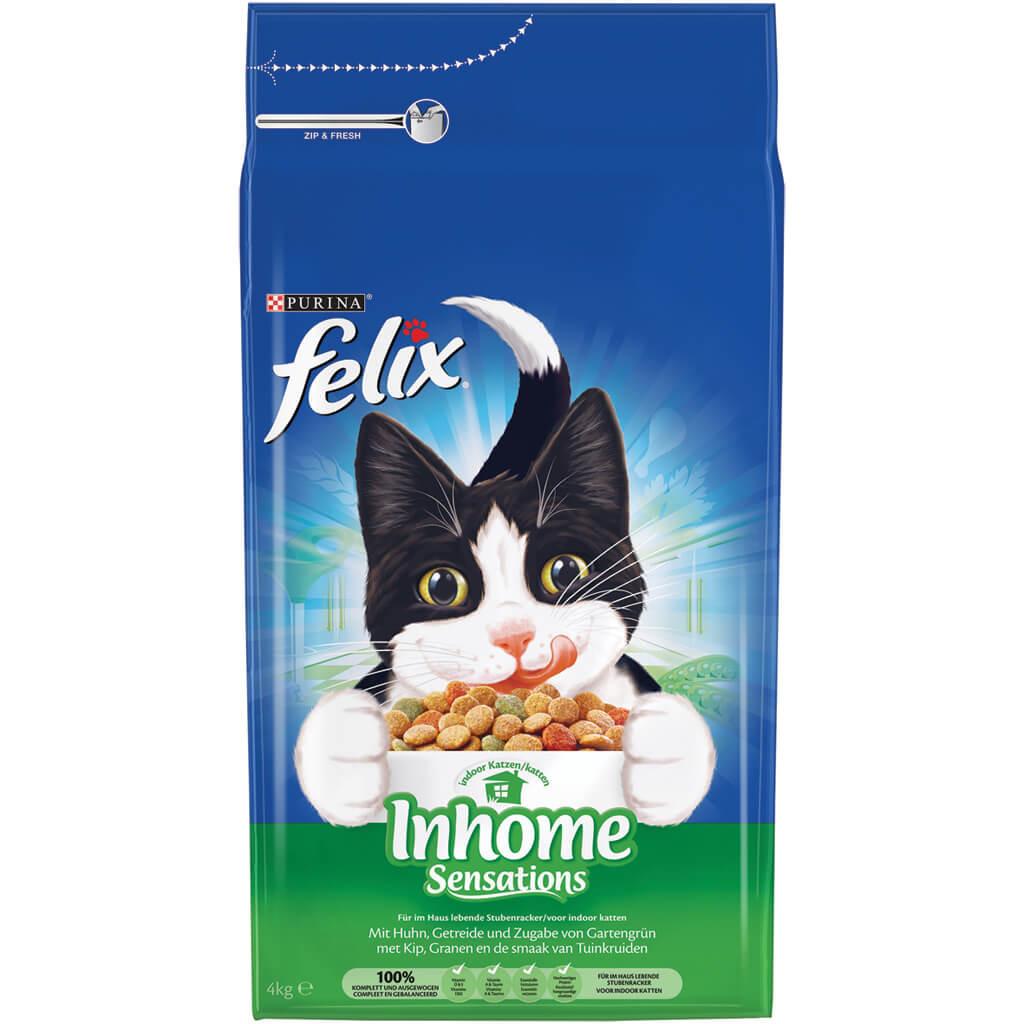 Felix Sensations Inhome kattenvoer