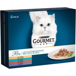 Gourmet Perle Classic (8x85gr) zakjes kat
