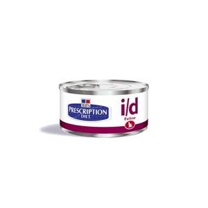 Hill`s Prescription Diet I D Blik Kat per blik (OP is OP)