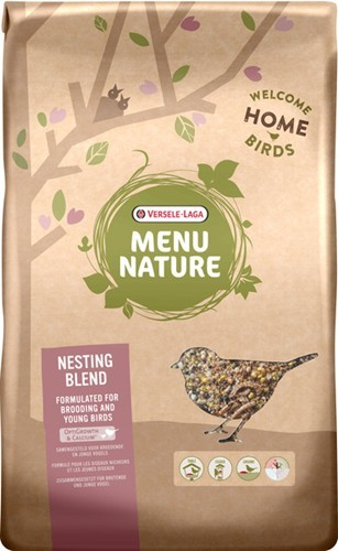 Versele-Laga Menu Nature Nesting Blend strooivoer