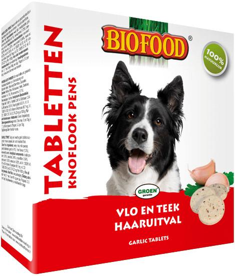 Biofood Tabletten Knoflook Pens