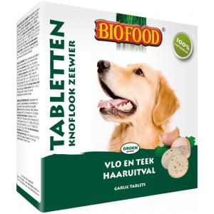 Biofood Tabletten Knoflook Zeewier