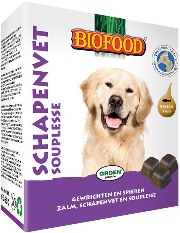 Biofood Schapenvet Bonbons Souplesse