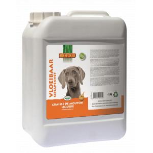 Biofood Vloeibaar Schapenvet voor de hond