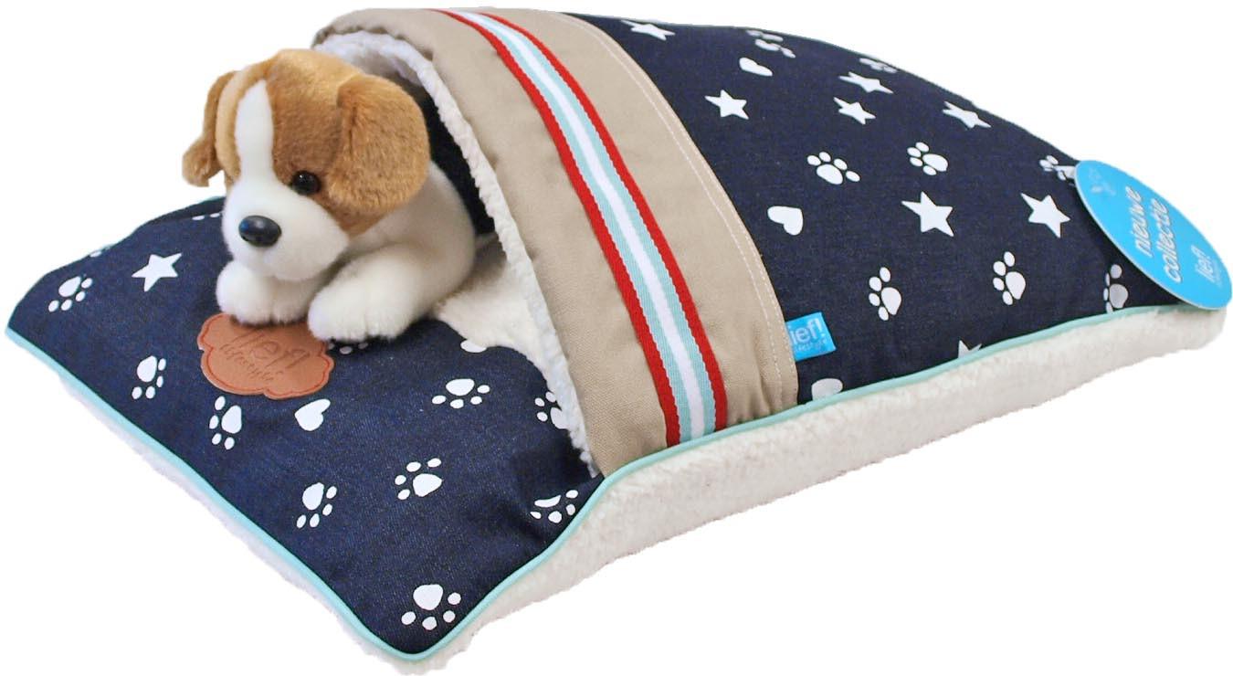 Lief kussen en slaapzak in één unisex kat en kleine hond