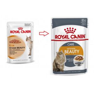 Royal Canin Pouch Intense Beauty kattenvoer