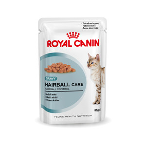 Royal Canin Pouch Hairball Care kattenvoer In Saus
