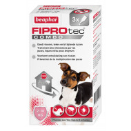 FiproTec Combo hond 2-10 kg Anti-Vlo