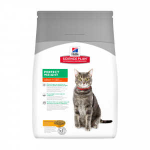 Hill's Adult Perfect Weight kattenvoer