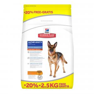 Hill's Mature/Adult 5+ Largebreed Kip hondenvoer