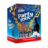 Felix Party Mix Snackpakket kat - 6x240g