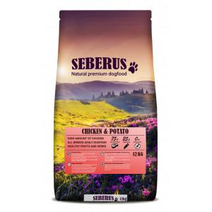 Seberus Chicken & Potato - natuurlijk graanvrij hondenvoer