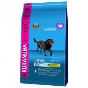 Eukanuba Mature & Senior Large Breed hondenvoer