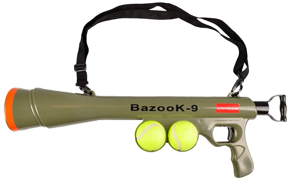 Bazooka Tennisbal voor de hond