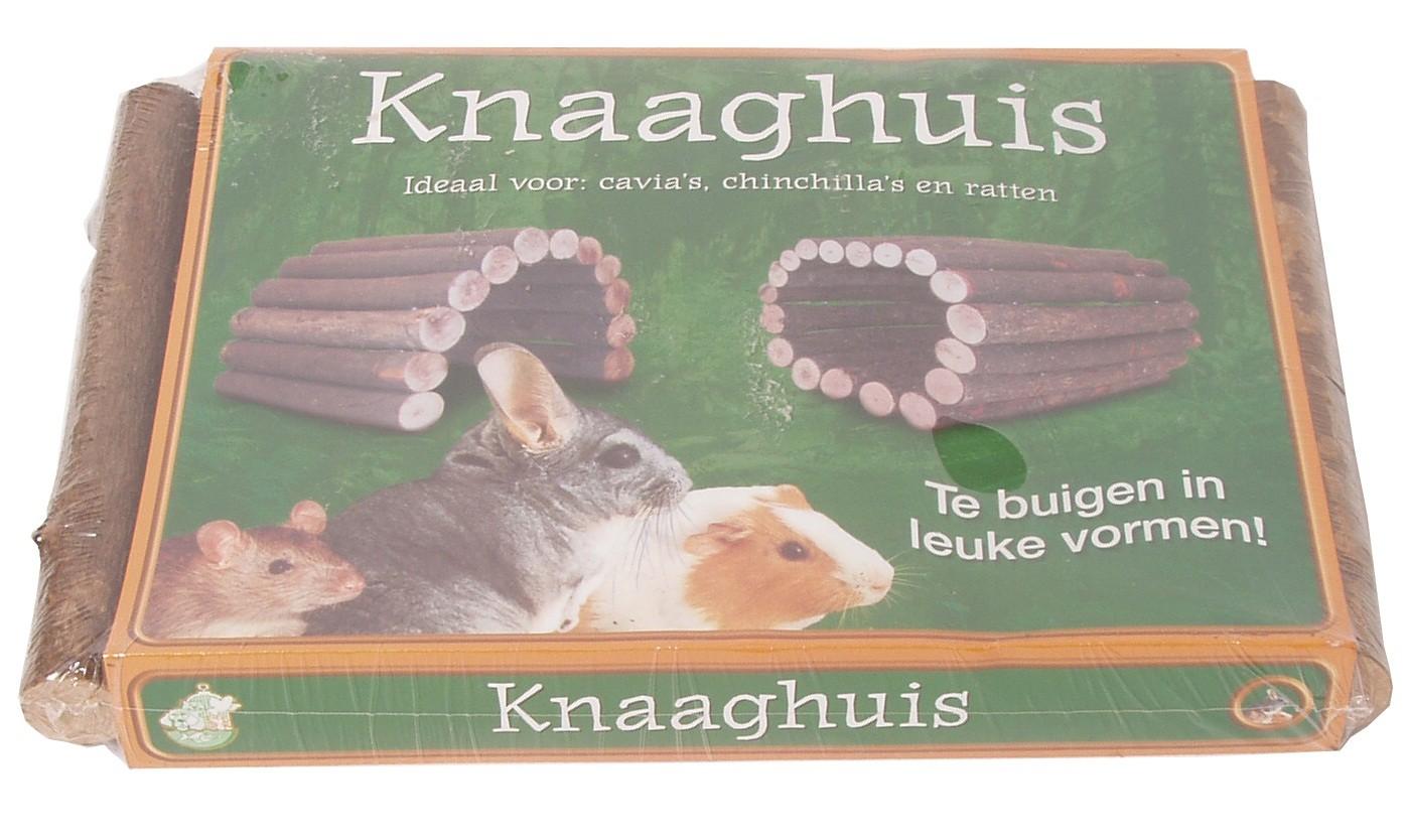 Knaaghuis voor knaagdieren en konijnen