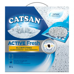 Catsan Active Fresh Kattengrit