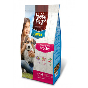 HobbyFirst Canex Puppy-Junior Brocks hondenvoer 12 kg
