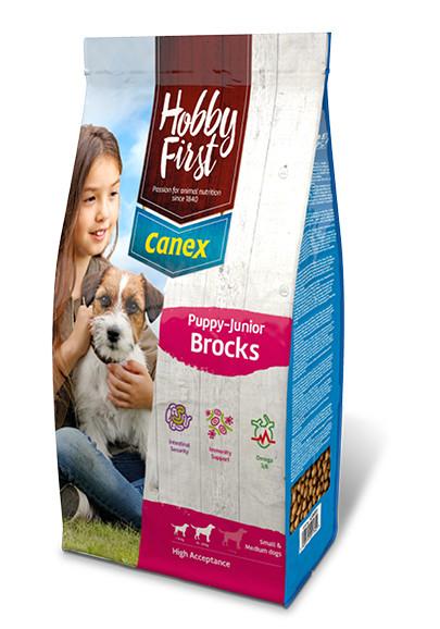 HobbyFirst Canex Puppy-Junior Brocks