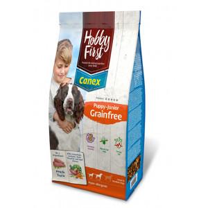 HobbyFirst Canex Puppy-Junior Grainfree hondenvoer 2 x 3 kg