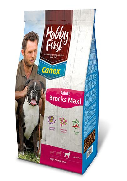 HobbyFirst Canex Adult Brocks Maxi