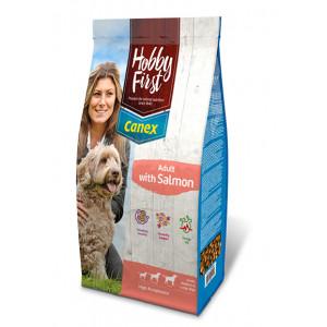 HobbyFirst Canex Adult met Zalm hondenvoer 3 kg