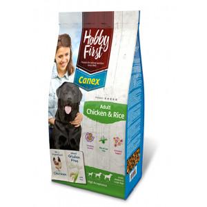 HobbyFirst Canex Adult Kip & Rijst hondenvoer 2 x 3 kg