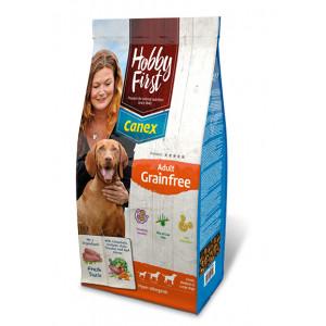 HobbyFirst Canex Adult Grainfree hondenvoer 12 kg