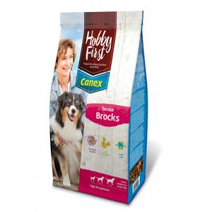 HobbyFirst Canex Senior Brocks hondenvoer 12 kg