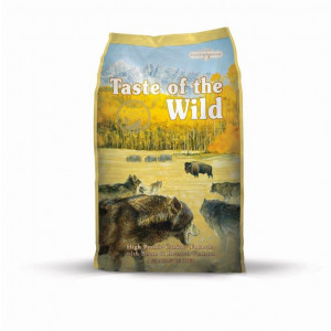 Taste of the Wild High Prairie hondenvoer 13 kg