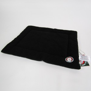 Doggybag Wool Blanket zwart Extra Large
