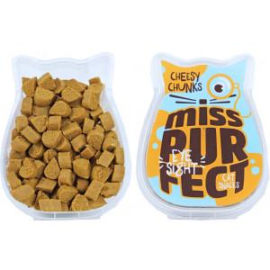 Miss Purfect Cheesy Chunks 75 gr kattensnoep Per stuk