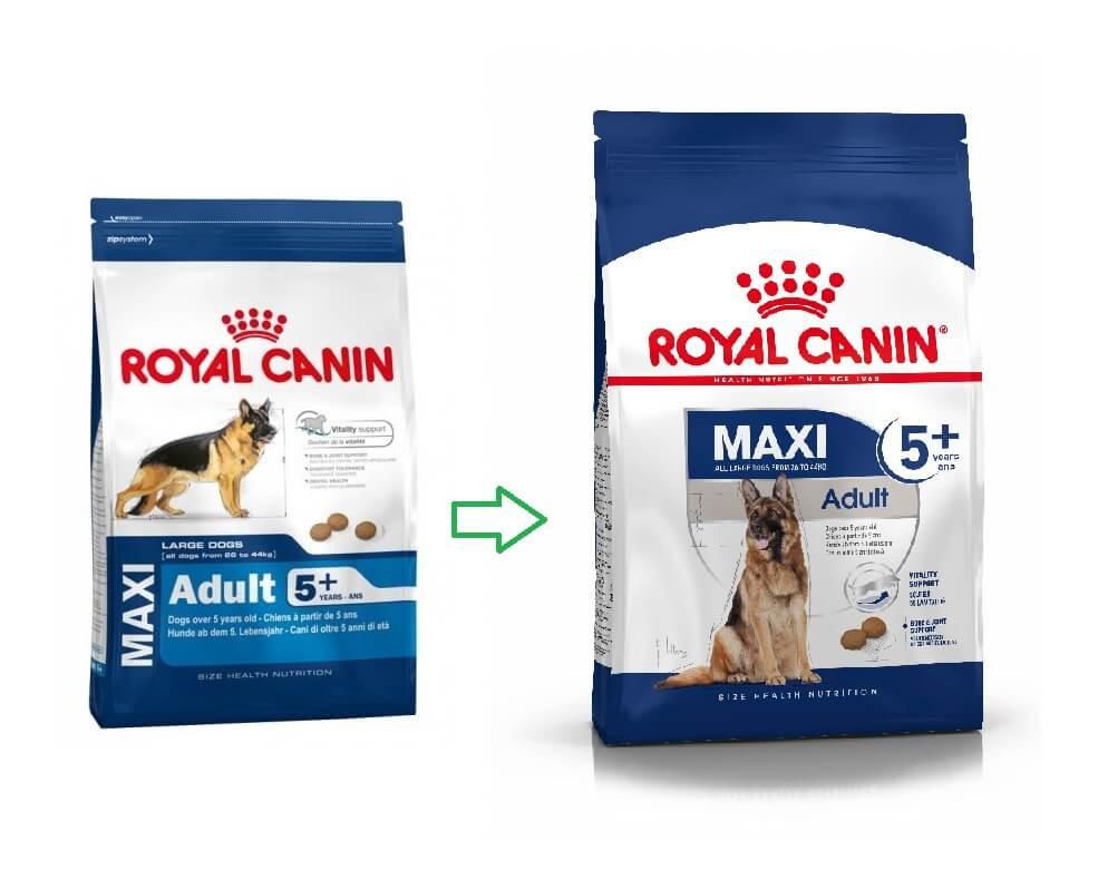 Royal Canin Maxi Adult 5+ Hondenvoer