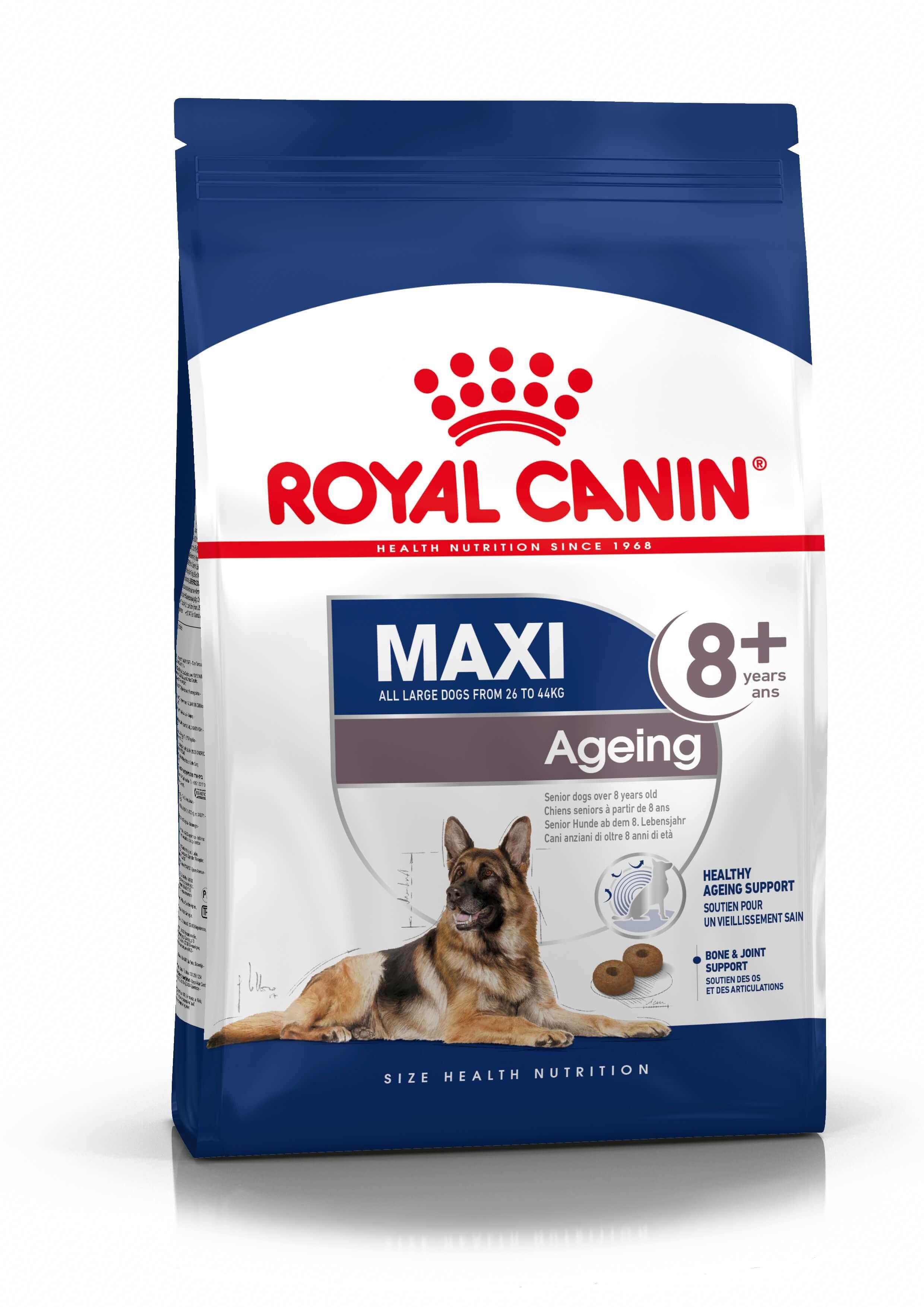 Royal canin Maxi Ageing 8+ hondenvoer