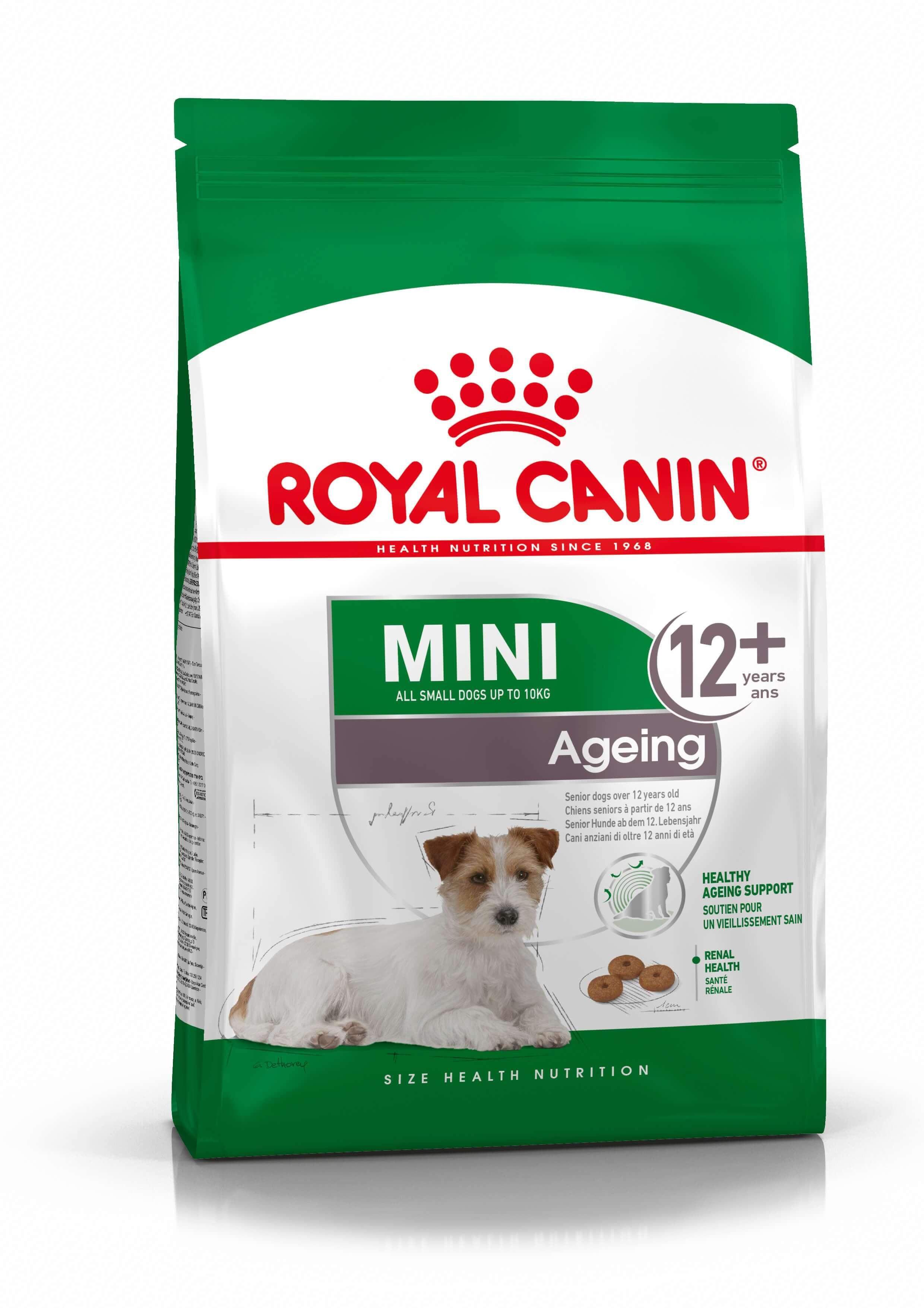 Royal Canin Mini Ageing +12 hondenvoer