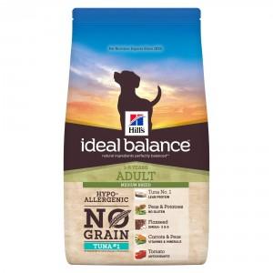 Hill's Ideal Balance - Canine Adult No Grain -  Tuna - 2 kg