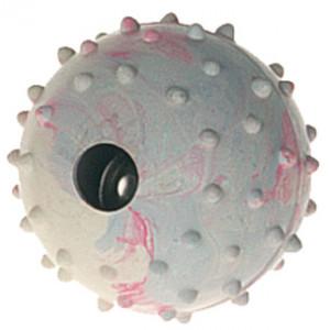 Rubberen Speelbal met bel voor de hond Klein
