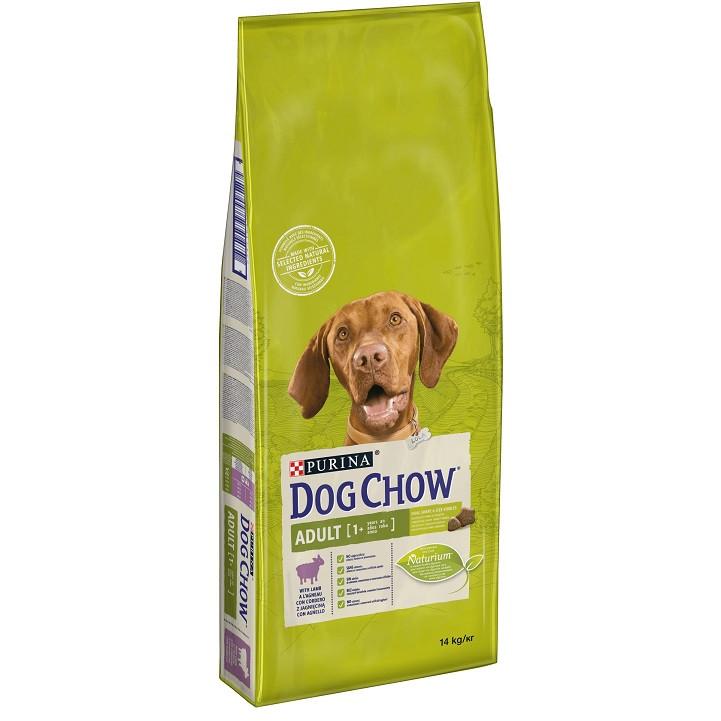Dog Chow Adult 1+ lam hondenvoer