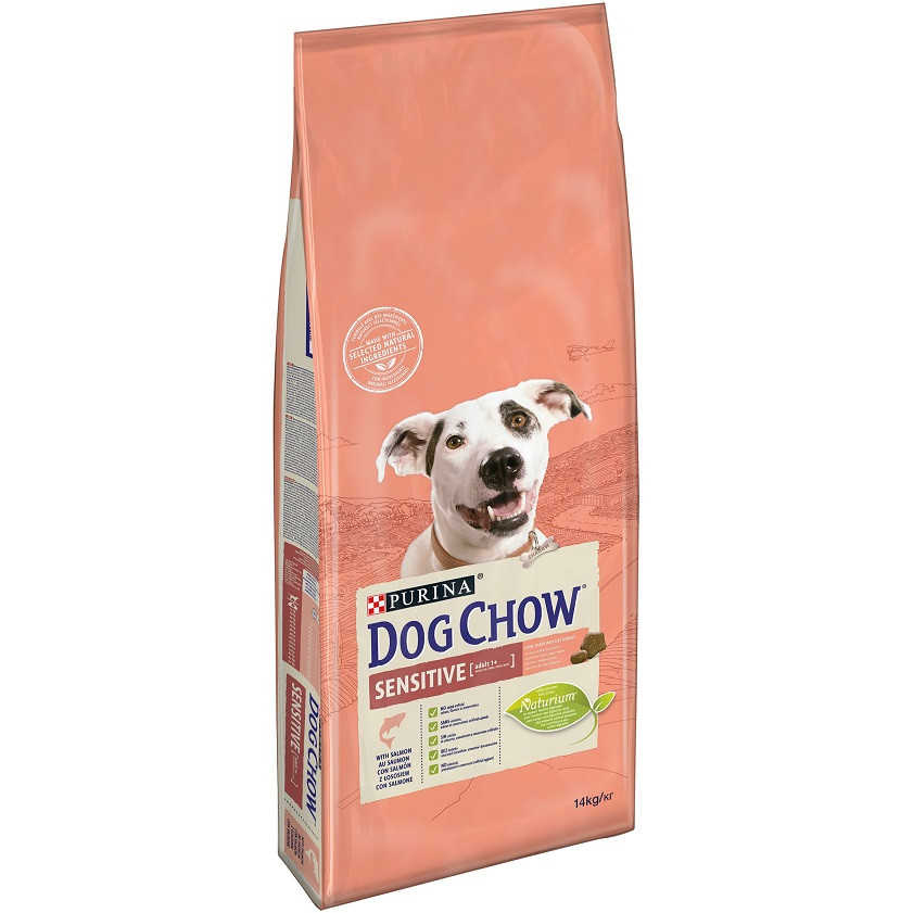 Dog Chow Adult Sensitive zalm hondenvoer