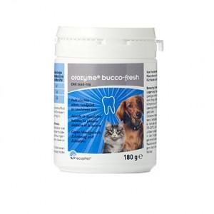 Orozyme Bucco-Fresh PlaqueOff voor hond en kat